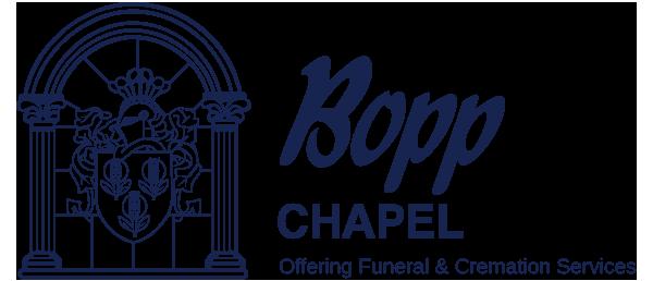 Bopp Chapel